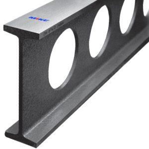 Thước cầu 2000mm GG0, thước thẳng EDGE 2m, thiết diện chữ I bằng thép.