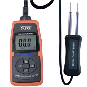 Máy đo độ ẩm gỗ, đo độ ẩm vật liệu xây dựng, bê tông. Đa năng, chọn được vật liệu.