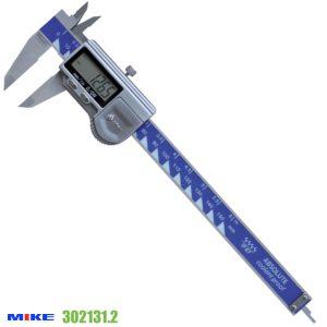 Thước cặp điện tử 200mm IP67, độ chính xác ±0.01mm, chống nước lạnh, Craftsmen