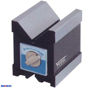 Khối chuẩn V-Block 115x75x100mm đế từ chữ V, đường kính phôi Ø6-70mm.