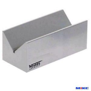 Cặp khối chuẩn 300x100x70mm Grade 1, V-block nhôm cho trụ Ø12-100mm.