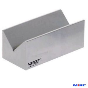 Cặp khối chuẩn 300x100x70mm Grade 0, V-block nhôm cho trụ Ø12-100mm.