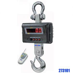 Cân treo điện tử 3 tấn, cân cẩu Crane Scale, remote control, Vogel 273101.