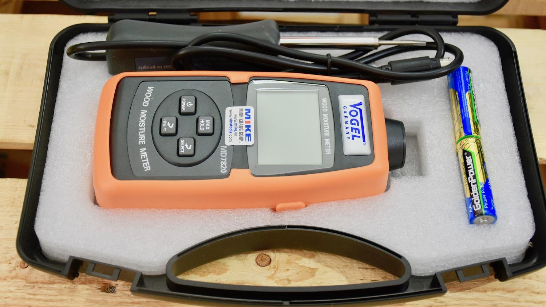Máy đo độ ẩm gỗ đa năng