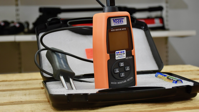Máy đo độ ẩm gỗ, độ ẩm vật liệu