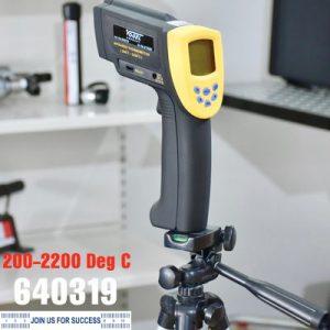 Máy đo nhiệt độ từ xa 2200 độ C