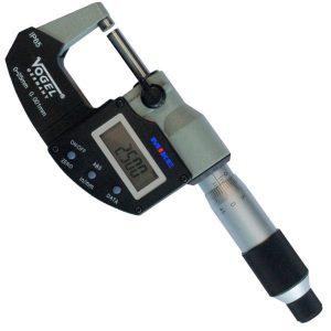 Panme điện tử 25-50mm 230131 NEW bảo vệ chống nước IP65, kết nối USB.
