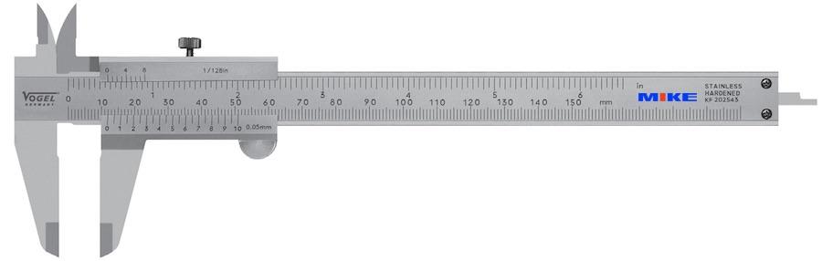 Thước cặp du xích 6 inch Vogel 201033.