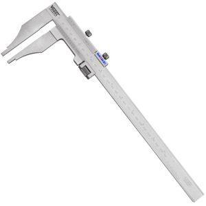 Thước cặp cơ 1250mm ngàm kẹp 200mm, thang đo hệ inch 50 inch, tiêu chuẩn DIN 862.