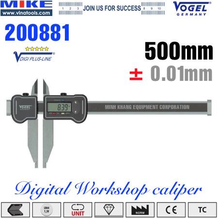 Thước cặp điện tử 500mm x 0.01mm