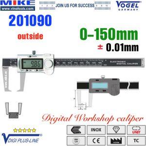 Thước cặp điện tử đo ngoài 0-150mm