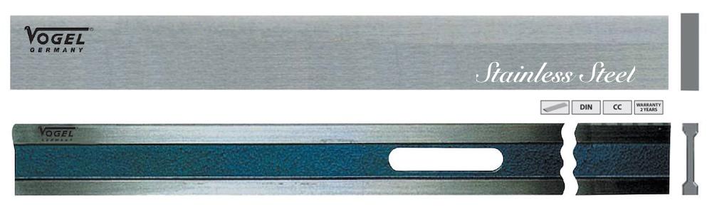 Thước cầu 2000mm INOX - Straight EDGE Stainless steel