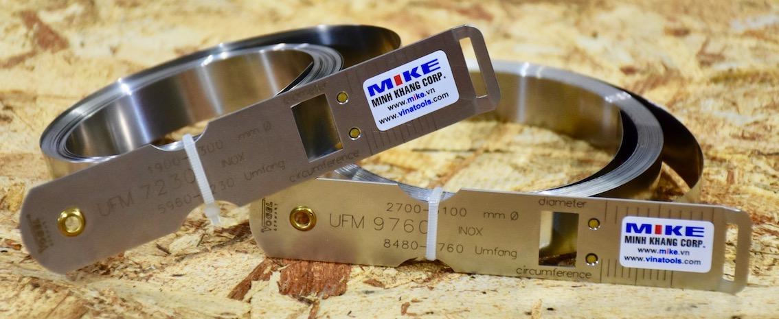 Thước đo chu vi, đường kính 4710-5980mm, carbon steel