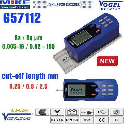 Máy đo độ nhám cầm tay Roughness Tester, LCD