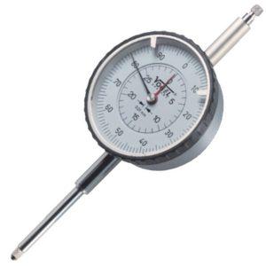 Đồng hồ so cơ 0-100mm Vogel 240110, độ chính xác 0.01mm, vạch chia 1mm.