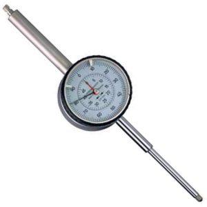 Đồng hồ so cơ 0-80mm Vogel 240135, độ chính xác 0.01mm, vạch chia 1mm.