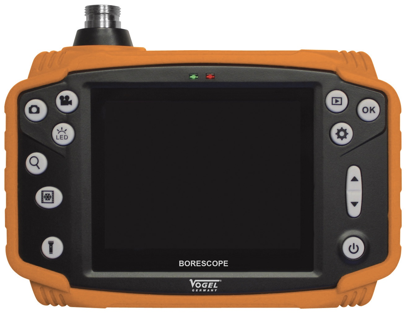 "Image/Video Borescope Console • IP54 with 3.5"" TFT colour monitor, with connection for all our hoses"