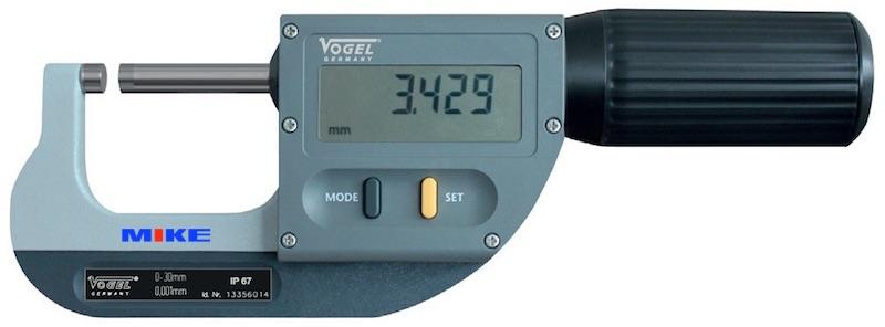 230101 thước panme điện tử 0-30mm chống nước IP67