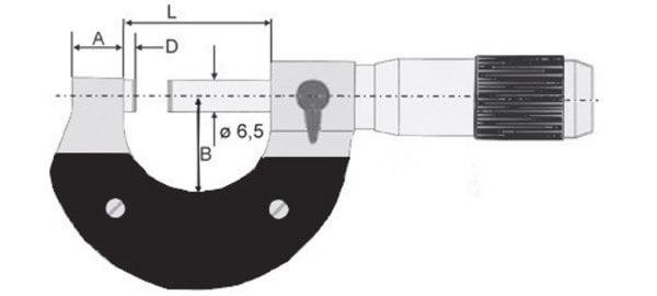 thước panme đo ngoài