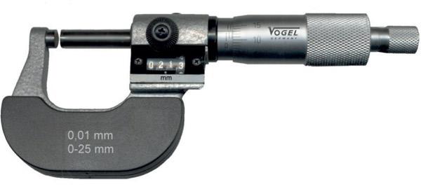 23145 Panme cơ đo ngoài, độ chính xác ±0.01mm
